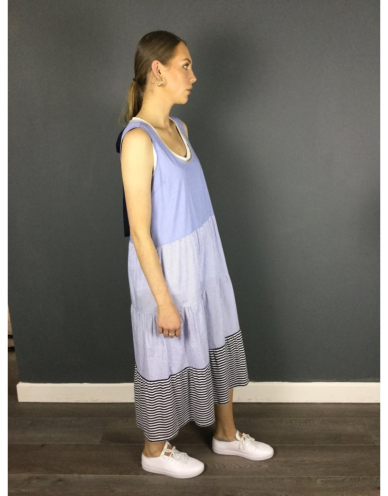 Humility Sleeveless Tiered Dress