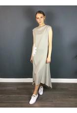 Humility Sleeveless Stone Dress