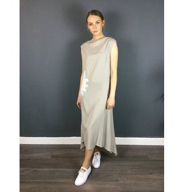 Humility Sleeveless Stone Dress