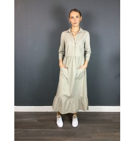 Humility Stone Long Sleeved Dress