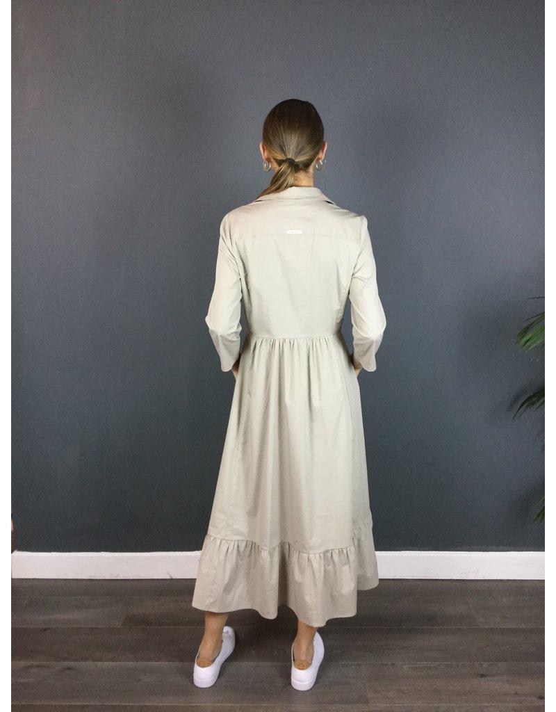Humility Stone Long Sleeved Dress
