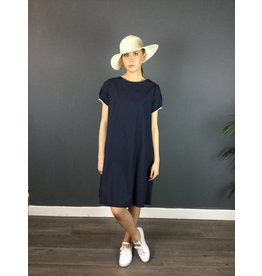 Humility Round Neck Short Sleeve Dress