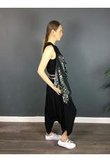 Humility Sleeveless Top with Neck Tie