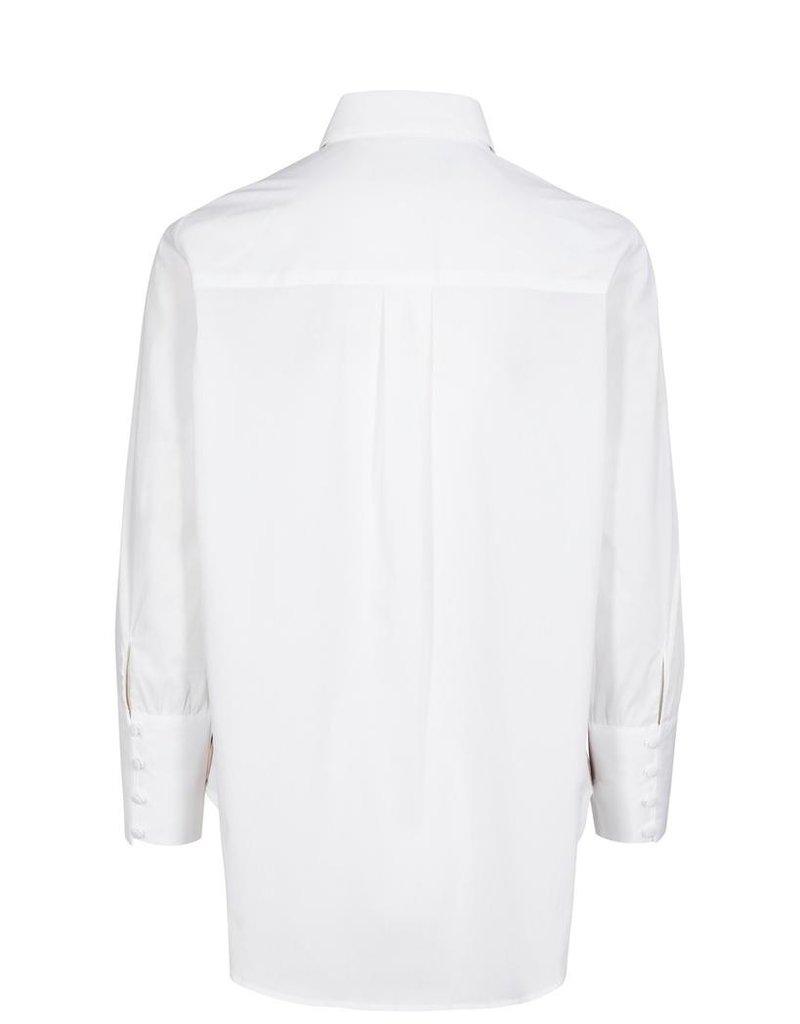 Mos Mosh Larina Ribbon Shirt