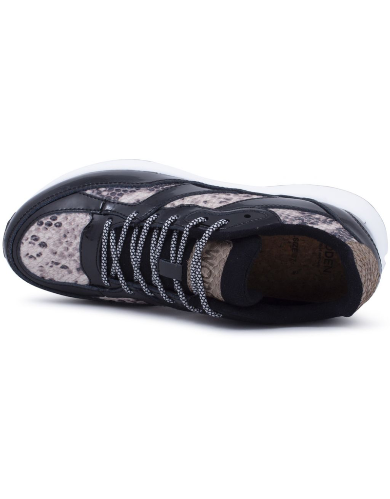 Woden Sophie Snake Trainers