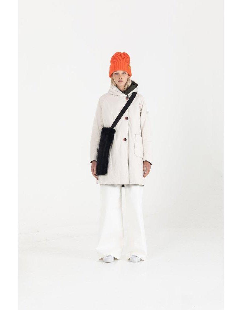 OOF Reversable Duvet Coat
