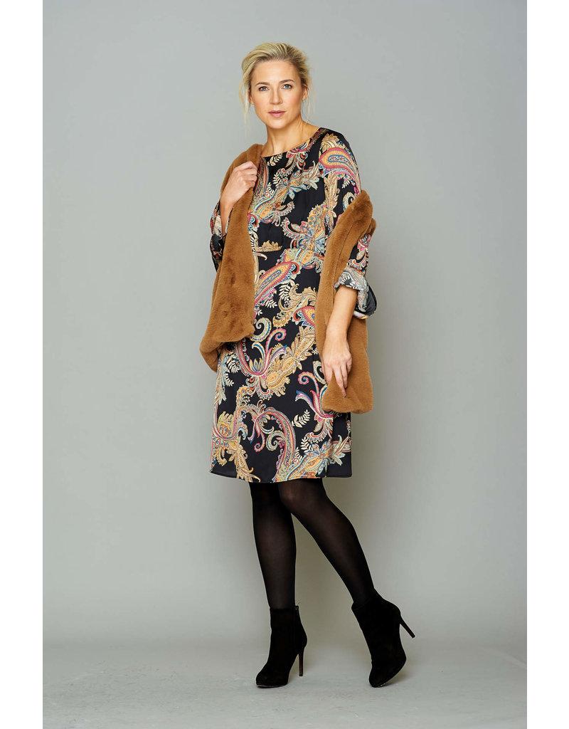 Peruzzi  Print Dress