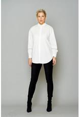 Peruzzi Long White Shirt