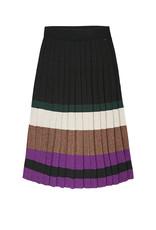10 Feet Lurex Fine Knit Pleated Skirt