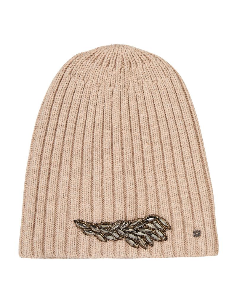 Gustav Denmark Beaded Knit Beanie