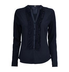 Gustav Denmark Black Frill T-Shirt
