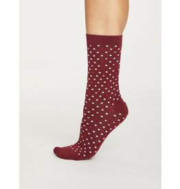 Thought Clothing Spotty Bamboo Socks