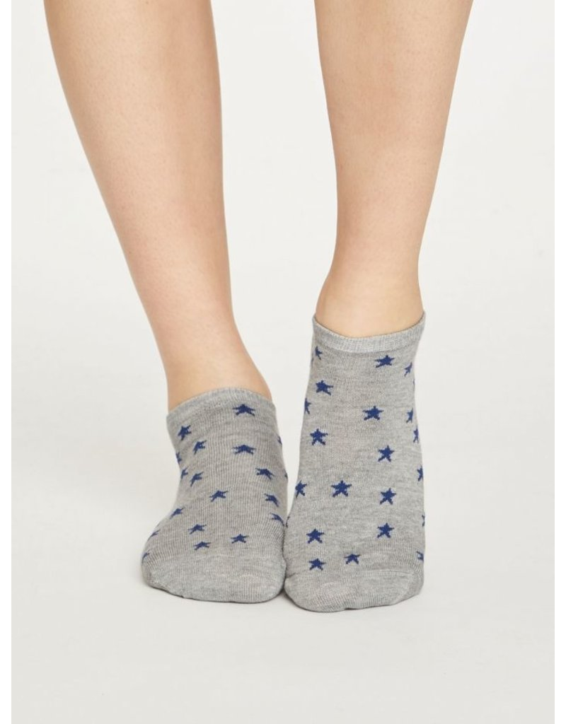Thought Clothing Starry Bamboo Trainer Socks