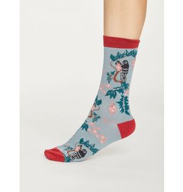 Thought Clothing Love Bird Bamboo Socks