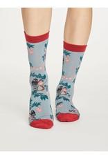Thought Clothing Love Bird Bamboo Socks