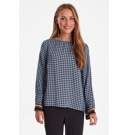 ICHI Long Sleeved Kaylie Blouse