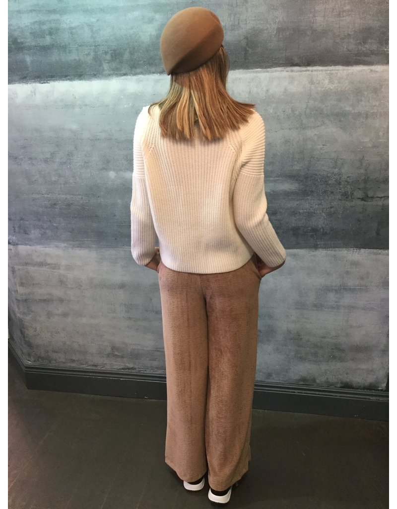 Humility Cream Knit Jumper