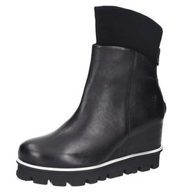 Patrizia Bonfanti Jul Zanzi Black Leather Boot