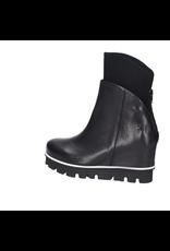 Patrizia Bonfanti Jul Zanzi Black Leather Boot
