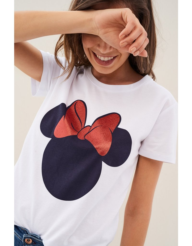 Salsa Jeans Minnie Bow T Shirt