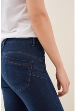 Salsa Jeans Secret Push In Jeans with Hem Detail