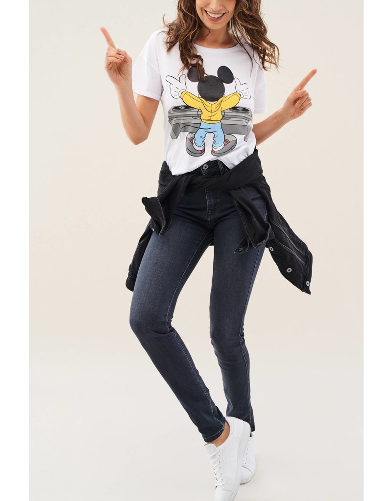 Salsa Jeans Mickey Mouse T Shirt