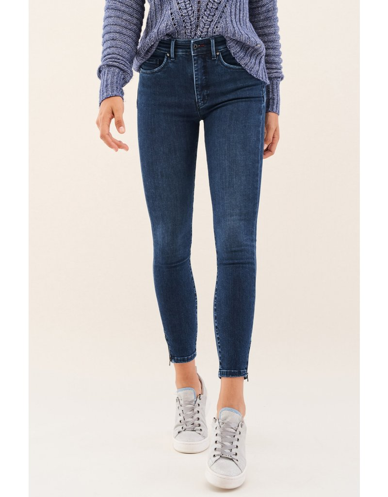 Salsa Jeans Secret Glamour Push In Capri