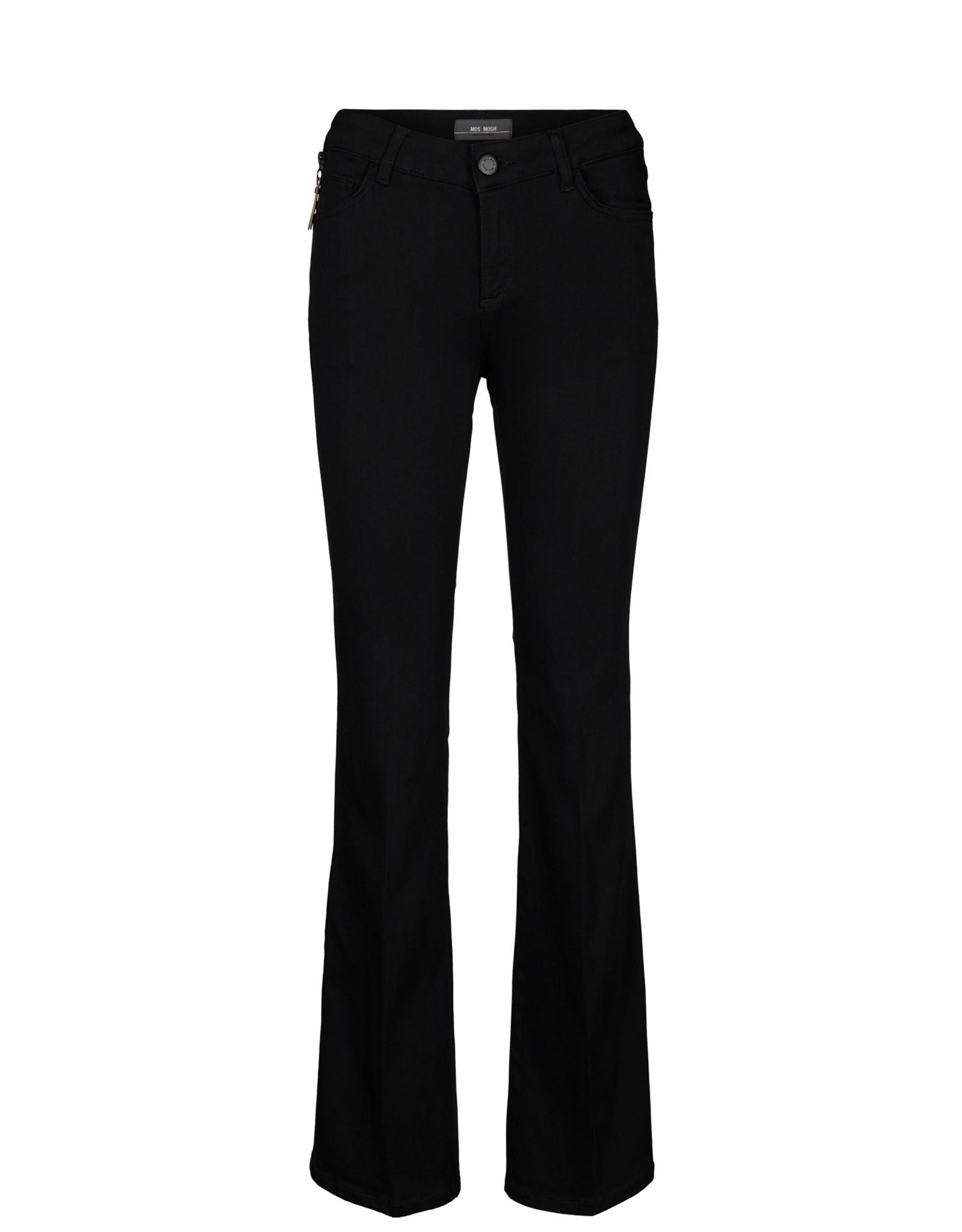 Mos Mosh Victoria Silk Flare Jeans