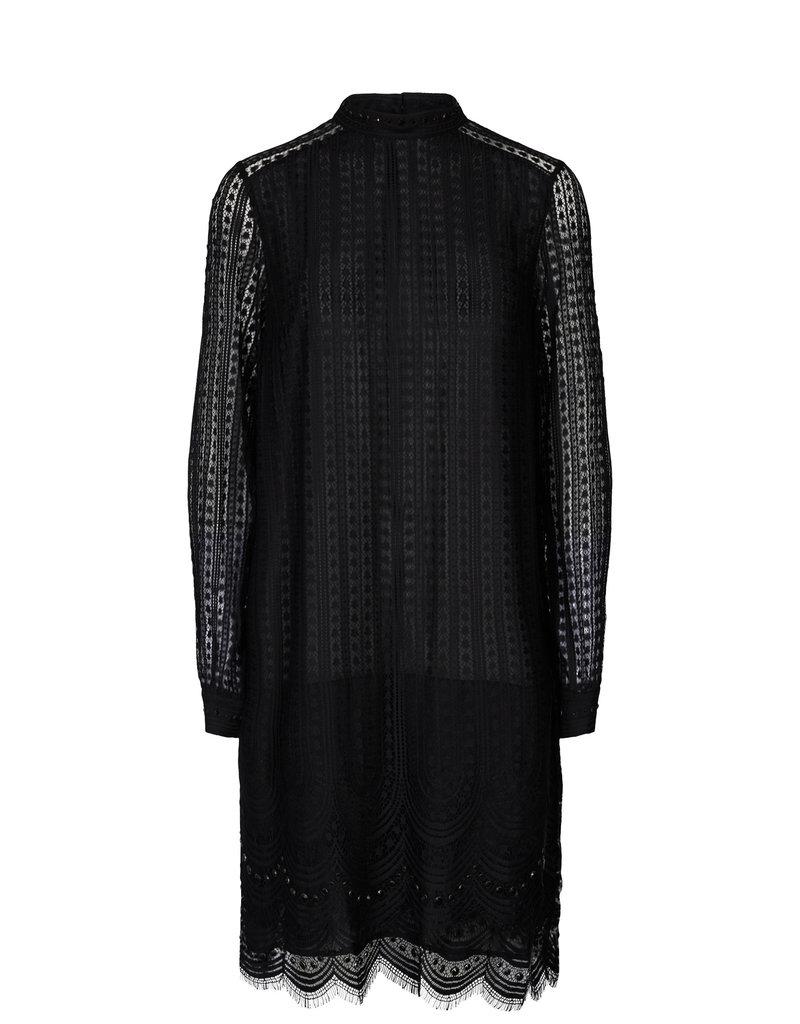 Mos Mosh Elora Black Dress