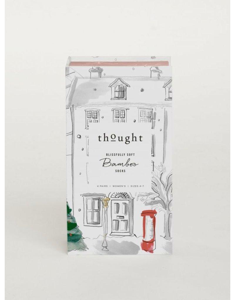 Thought Clothing Christmas Treats Sox Box