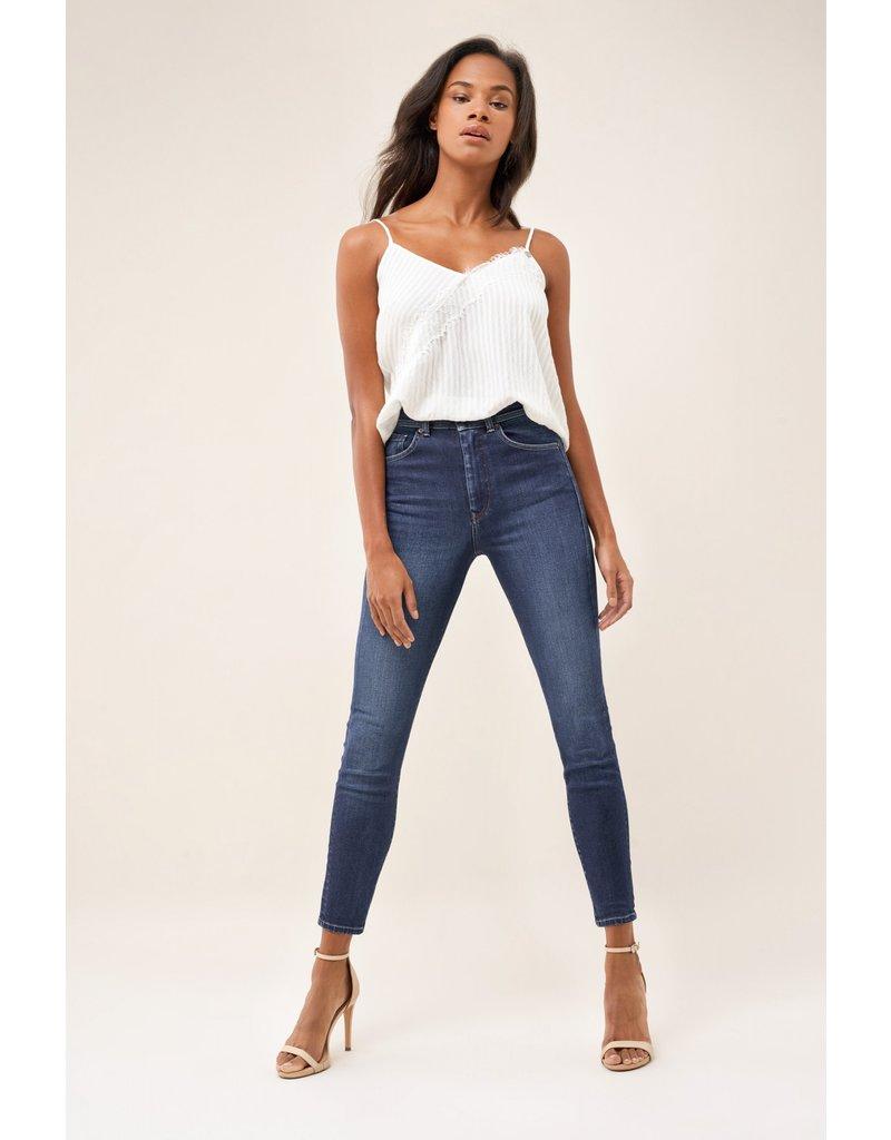 Salsa Jeans Elegant Skinny Medium Rinse Jeans