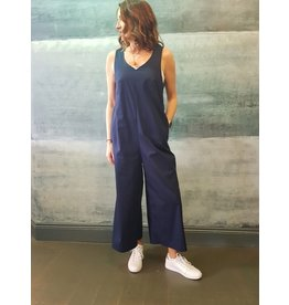 Humility Cotton Stretch 'Overalls'