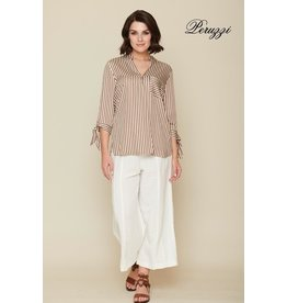Peruzzi Wide Leg Trouser