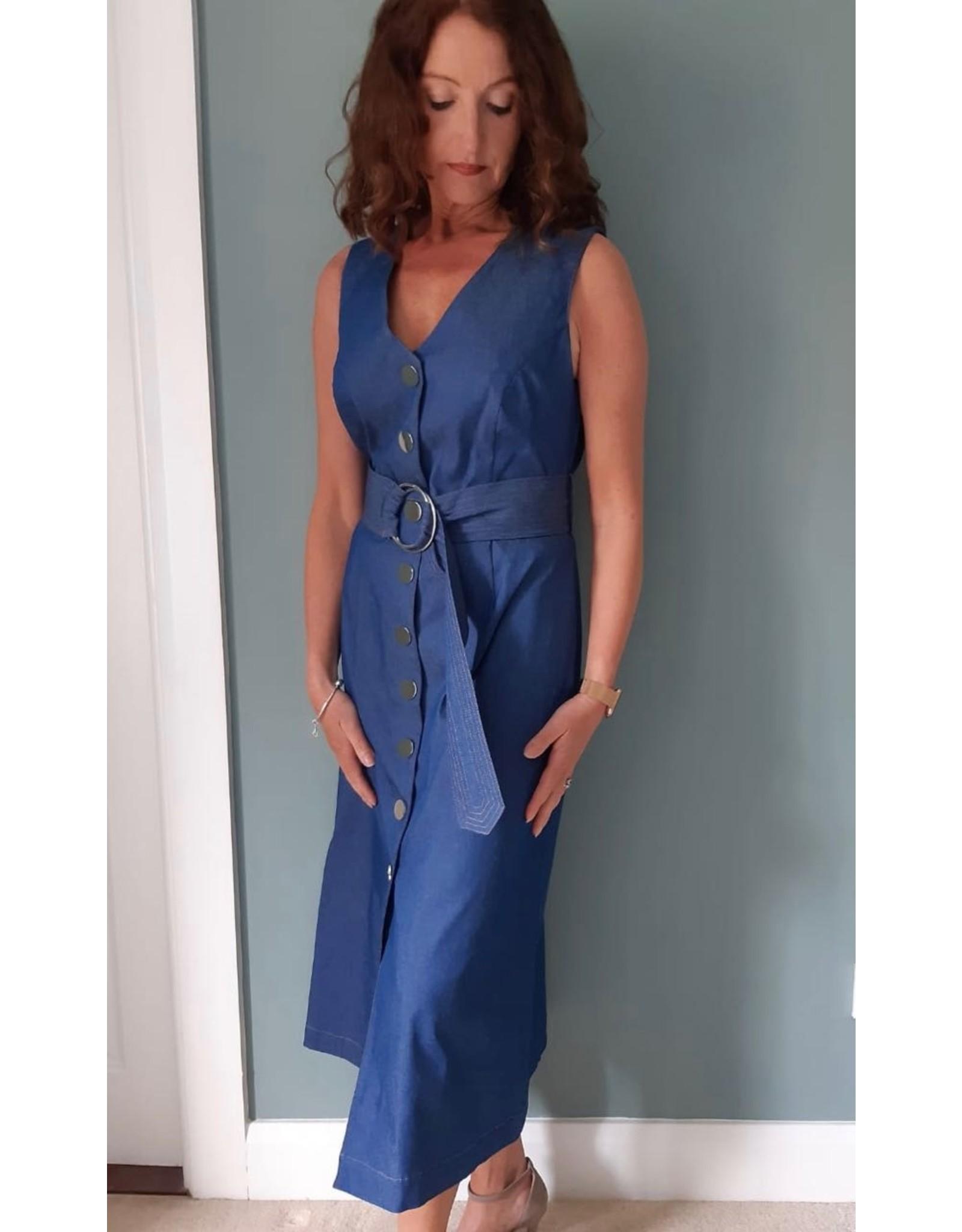 Exquise Denim Dress