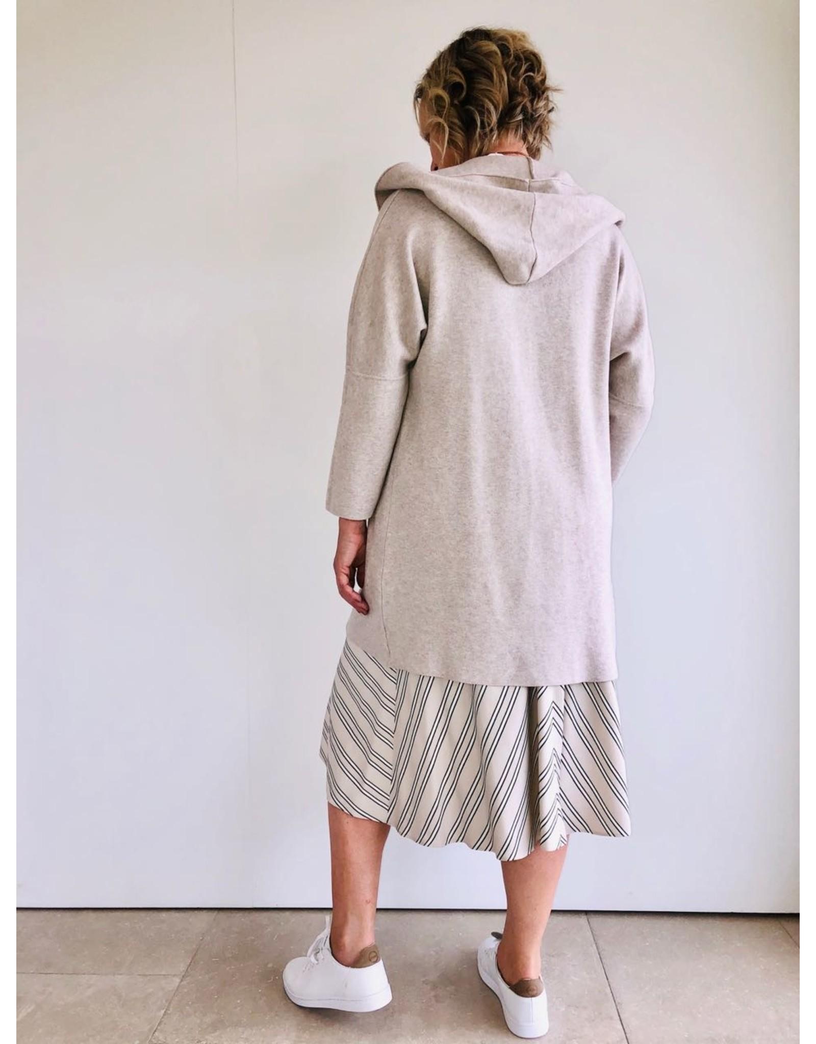 Fee G Stripe Skirt