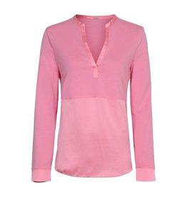 Gustav Denmark Satin Jersey Dress T Top
