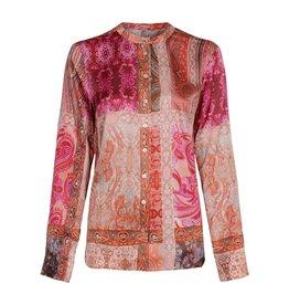 Gustav Denmark Silk Touch Print Shirt