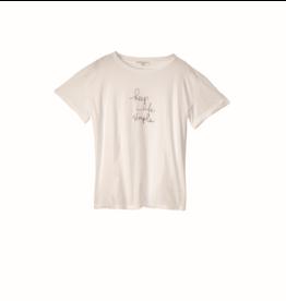 Humility 'Keep Life Simple' Slogan T Shirt