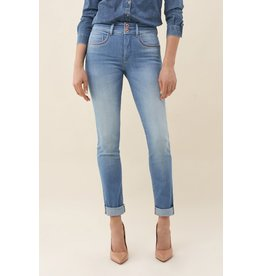 Salsa Jeans Secret Slim-Rainbow Thread on pocket