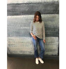 La Fee Maraboutee Stripe T Shirt