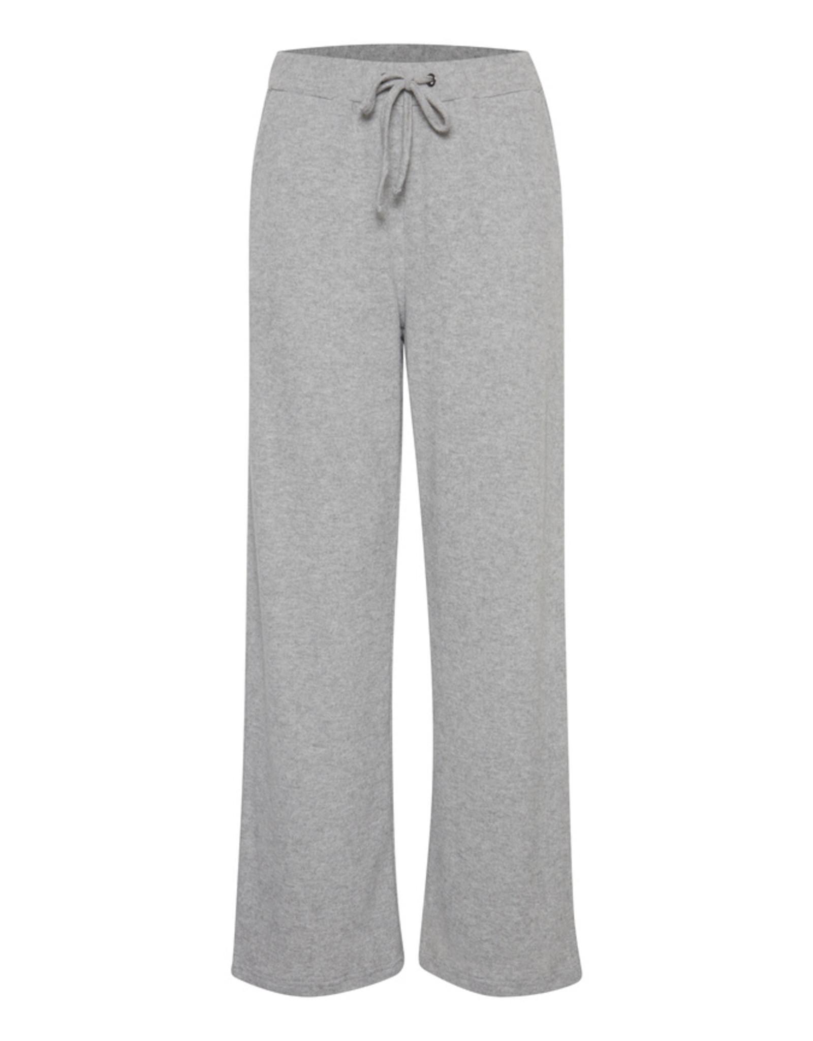 ICHI Ichi - Yose Fleece pull on Pants