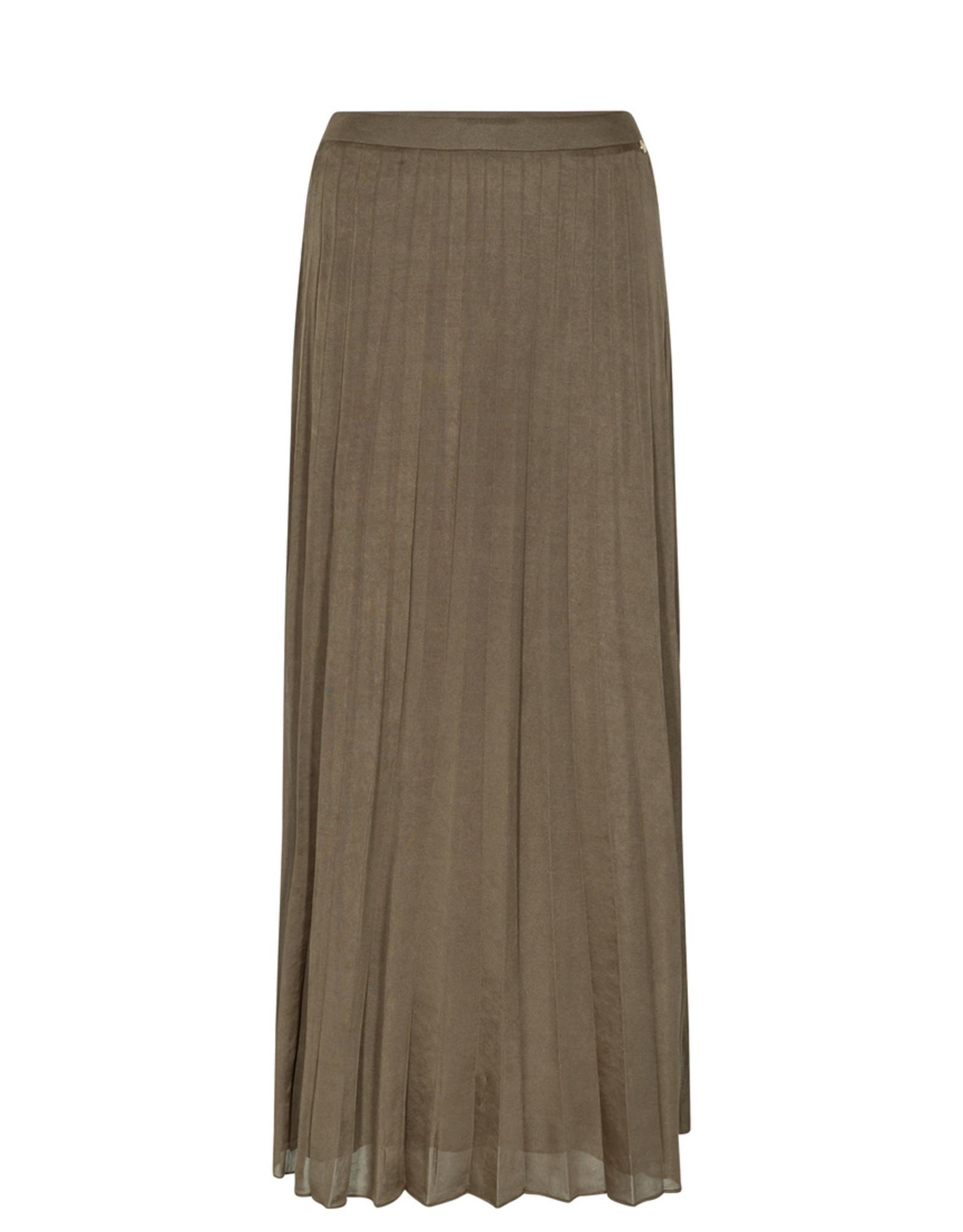 Mos Mosh Plisse Jersey Skirt