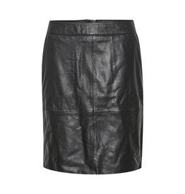 Culture Berta Leather Skirt