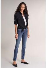 Salsa Jeans Push In Secret Slim Jeans With Details