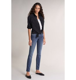 Salsa Jeans Push In Secret Slim Jeans With Details