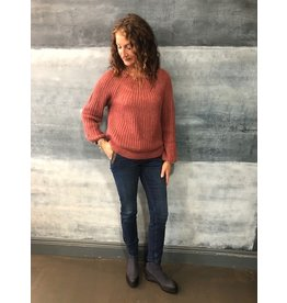 La Fee Maraboutee Rose Long Sleeve Jumper