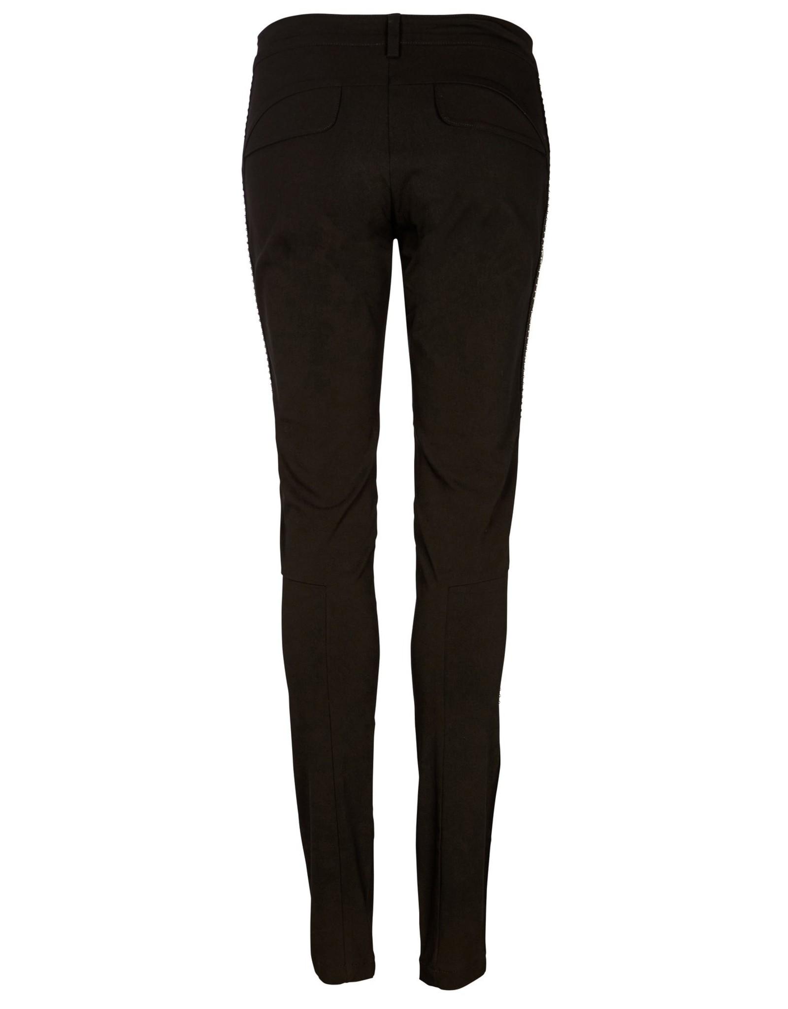 Nu Denmark Raix Eli Black Trousers