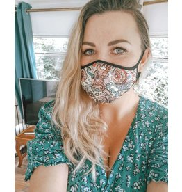 Catherine Eager Art Love Light Mask