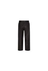 Mos Mosh Como Leather Pants Cropped