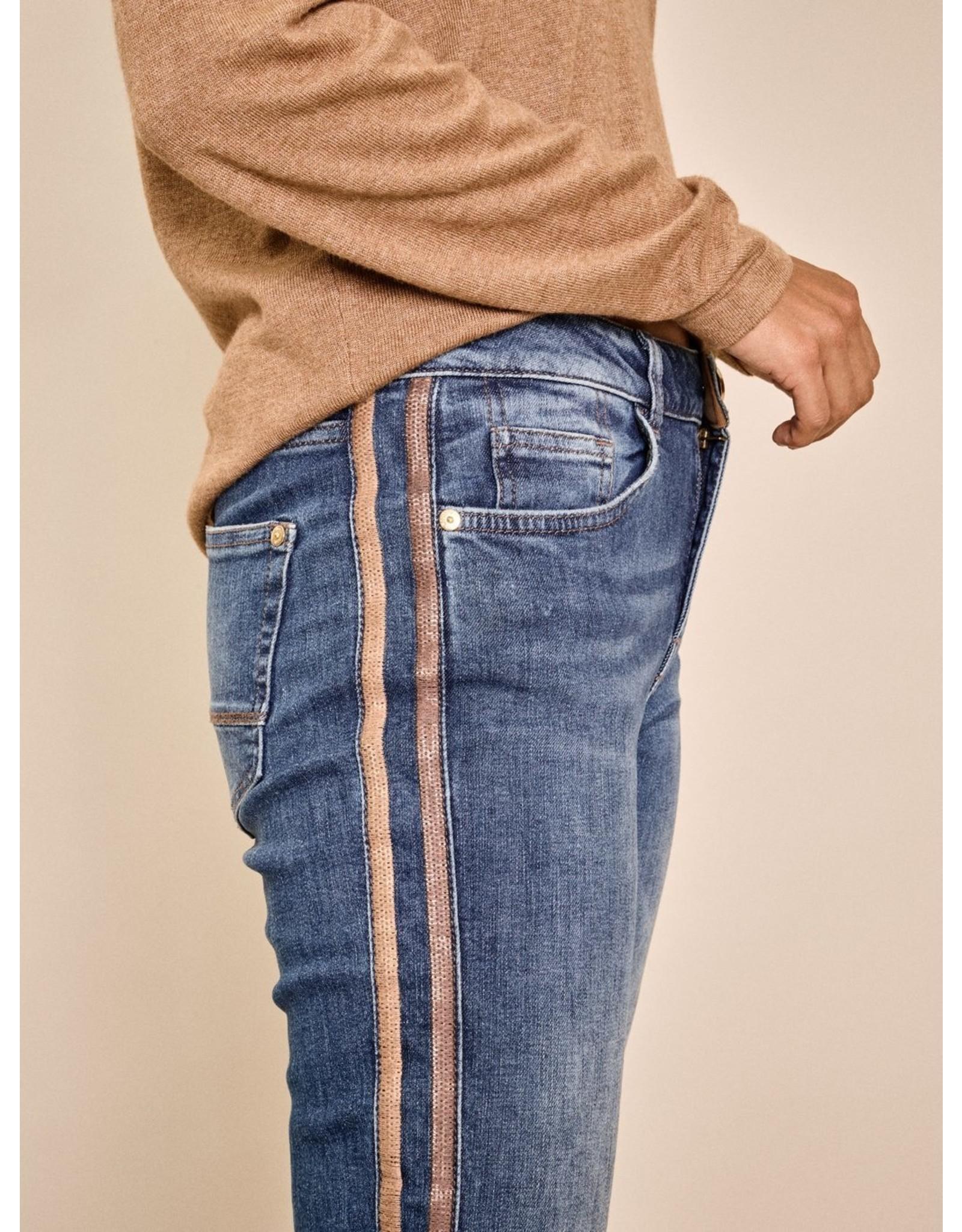 Mos Mosh Mos Mosh - Sunn Stripe Jeans